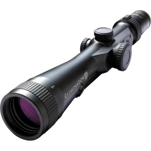 Burris Optics 4-16x50 Eliminator III Laser Rangefinder/Riflescope (X96 Reticle, Fixed Switch)