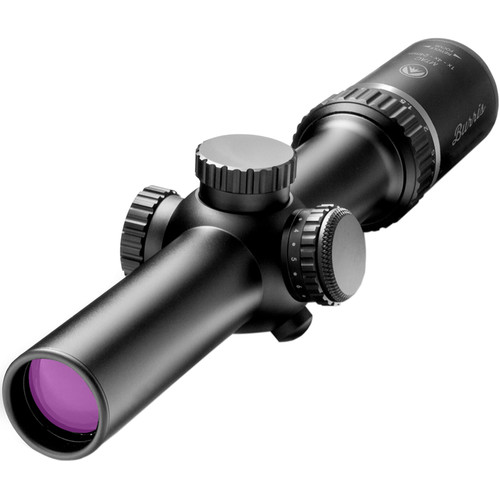 Burris Optics 1-4x24 MTAC Riflescope with FastFire III Reflex Sight and AR-P.E.P.R. Mount (Ballistic AR Reticle)