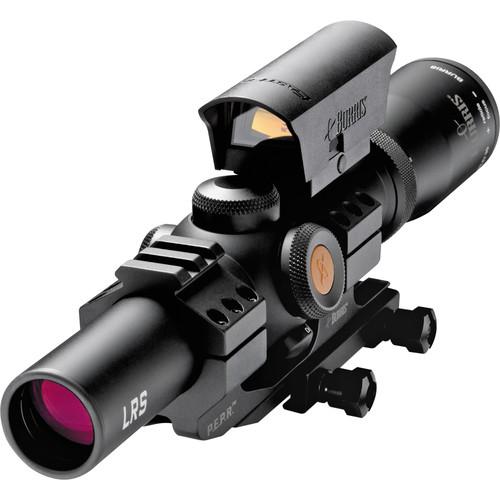 Burris Optics 1-4x24 Fullfield TAC30 Riflescope-FastFire III Reflex Sight with Mount