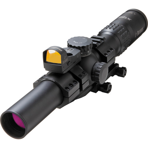 Burris Optics 1.5-8x28 XTR II Riflescope-FastFire III Combo with AR-P.E.P.R. Mount
