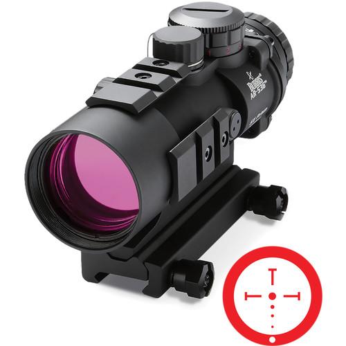 Burris Optics 5x36 AR-536 Red Dot Sight (Ballistic CQ 5.56 Reticle)
