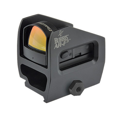 Burris Optics AR-F3 Flattop FastFire III 3 MOA Red-Dot Reflex Sight (AR-F3 Mount)