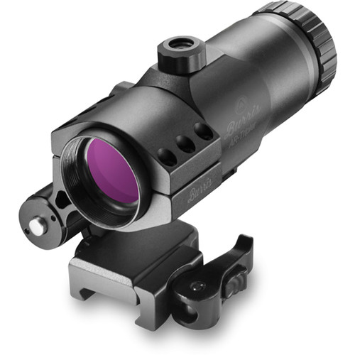 Burris Optics 3x26 AR-Tripler with AR-QD Pivot Ring