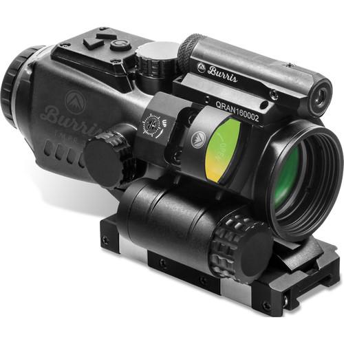 Burris Optics TMPR 3 3x32 Prism Sight Combo Kit (Ballistic AR3X Reticle)