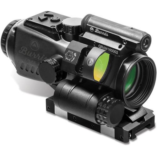 Burris Optics TMPR 5 5x32 Prism Sight Combo Kit (Ballistic AR Reticle)