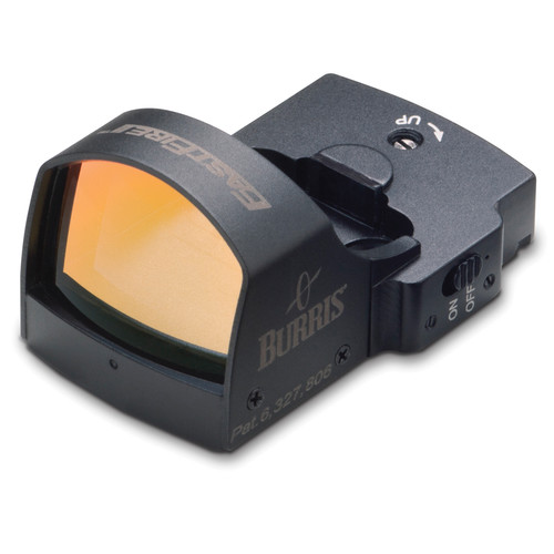 Burris Optics FastFire II 4-MOA Red-Dot Reflex Sight (Picatinny/Weaver Mount)