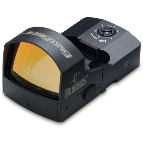 Burris Optics FastFire III 8-MOA Red-Dot Reflex Sight (No Mount)