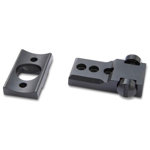Burris Optics Trumount Universal Base (Savage Short/Long Round Rear, Nickel)