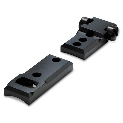 Burris Optics Trumount Universal Base (Savage Short/Long Round Rear, Matte Black)
