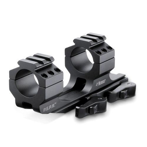 "Burris Optics AR P.E.P.R. Riflescope Mount with Quick-Detach Levers (1.50"" Height)"