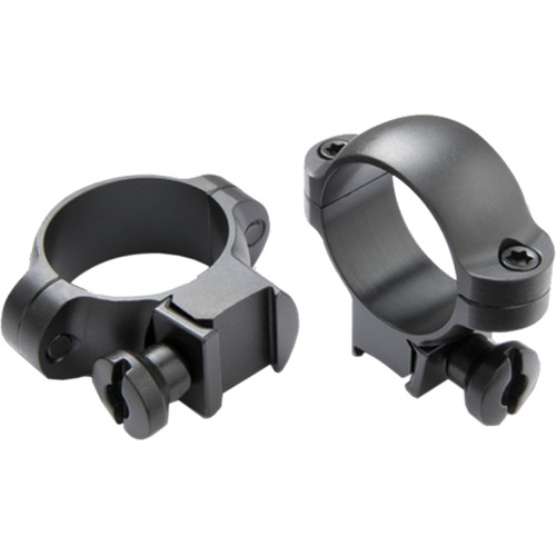 "Burris Optics 1"" Rimfire and Airgun Rings for Mounting Riflescopes (0.80"" Height)"