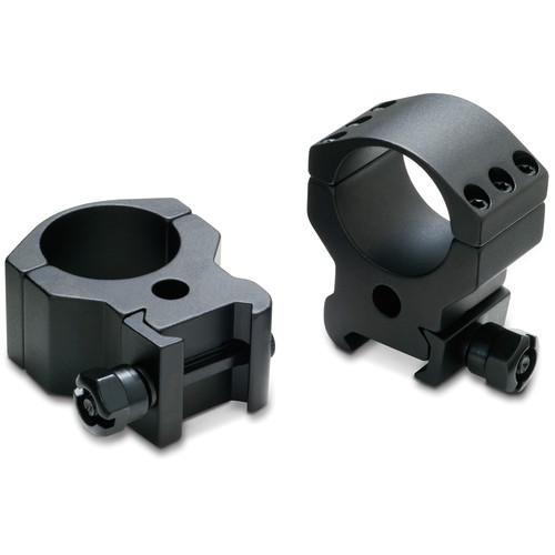 Burris Optics Xtreme Tactical Riflescope Rings (30mm, Aluminum, Low, Matte Black)