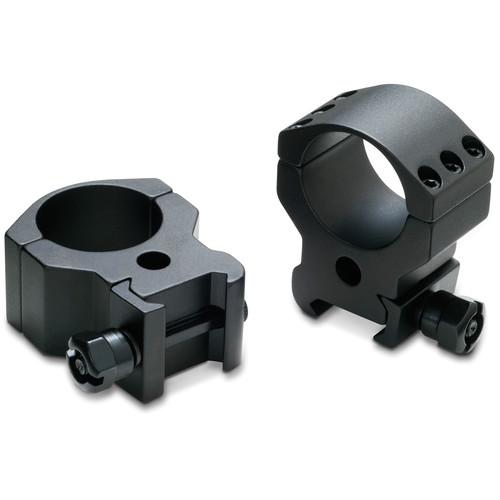 Burris Optics Xtreme Tactical Riflescope Rings (30mm, Aluminum, High, Matte Black)