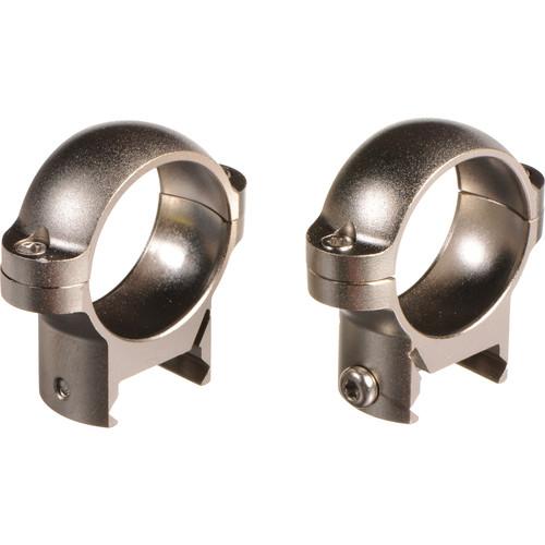 "Burris Optics 1"" Signature Zee Rings for Mounting Riflescopes (0.77"" Height)"