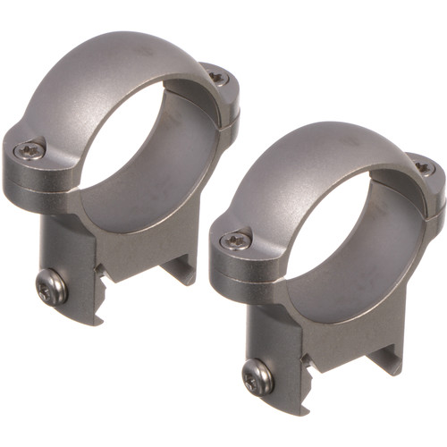 "Burris Optics 1"" Signature Zee Rings for Mounting Riflescopes (0.92"" Height)"