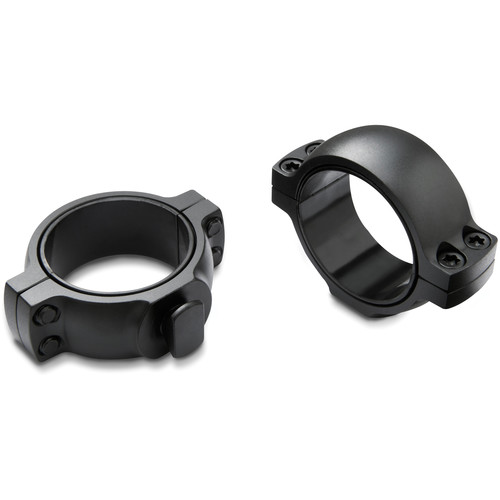 "Burris Optics 1"" Signature Double Dovetail Rings for Mounting Riflescopes (0.89"" Height)"