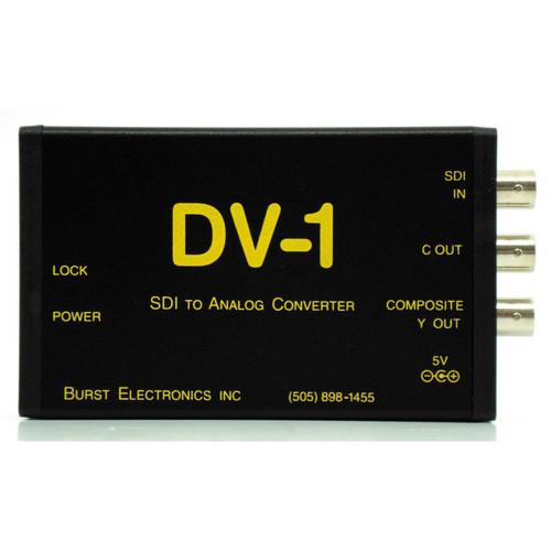 Burst Electronics DV-1 Serial Digital to Analog Converter