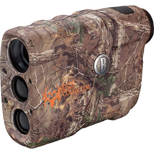 Bushnell 4x21 Laser Rangefinder, Bone Collector Edition