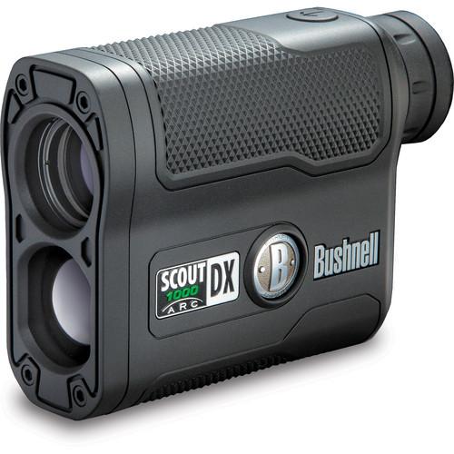 Bushnell Scout DX 1000 Laser Rangefinder (Matte Black)