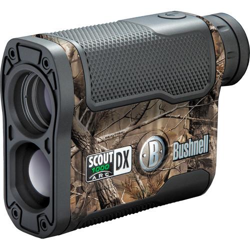 Bushnell Scout DX 1000 Laser Rangefinder (Realtree)