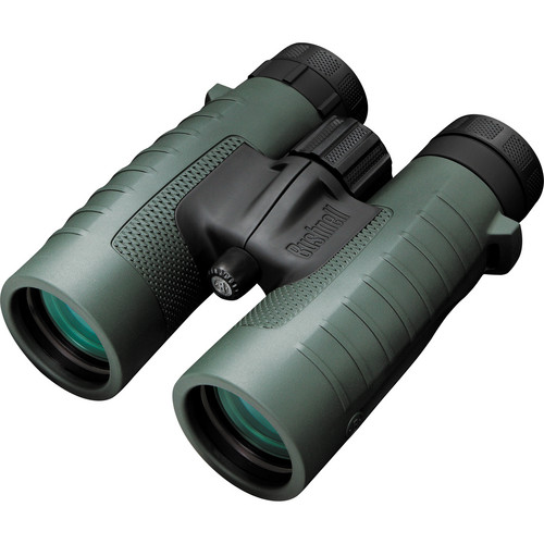 Bushnell 8x42 Trophy XLT Binocular (Green, Clamshell Packaging)