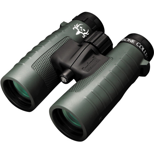 Bushnell 10x42 Trophy XLT Binocular (Green, Clamshell Packaging)