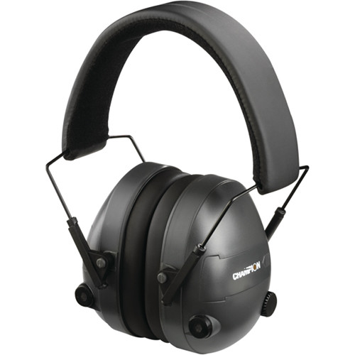 Bushnell Electronic Ear Muffs (Gray)