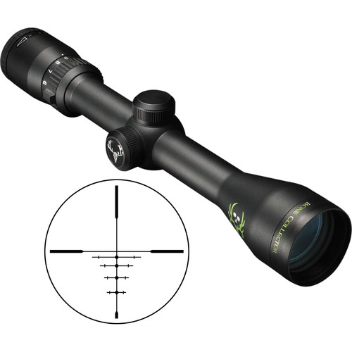 Bushnell 3-9x40 Trophy XLT Riflescope (Bone Collector Edition, DOA 600 Reticle)