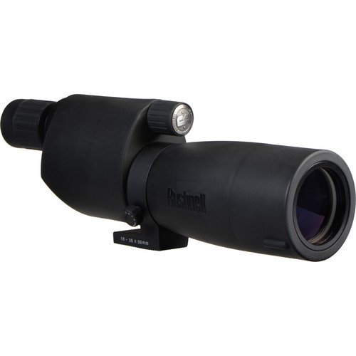 Bushnell Sentry 18-36x50 Spotting Scope (Straight Viewing, Black)