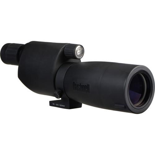 Bushnell Sentry 18-36x50 Spotting Scope (Straight Viewing, Black)