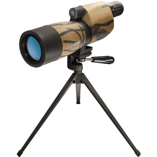 Bushnell Sentry 18-36x50 Spotting Scope (Straight Viewing, Brown Camo)