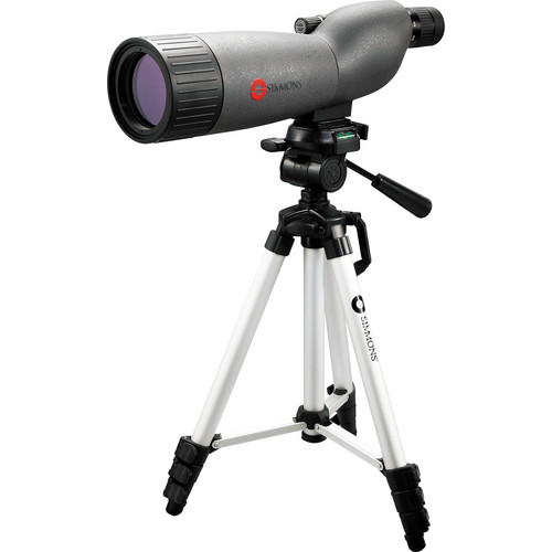 Simmons Prosport 20-60x60 Spotting Scope with Tripod (Straight Viewing)