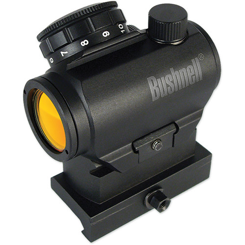 Bushnell 1x25 AR Optics TRS-25 HiRise Red Dot Sight (Clamshell)