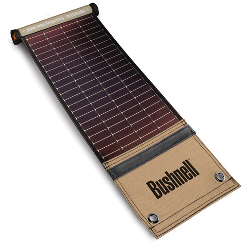 Bushnell PowerSync SolarWrap Mini-MAX Charger