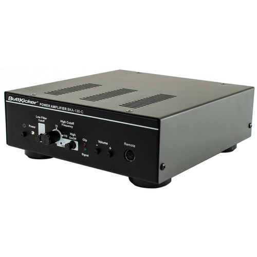 ButtKicker BKA-130-C Mini Power Amplifier for ButtKicker Transducers