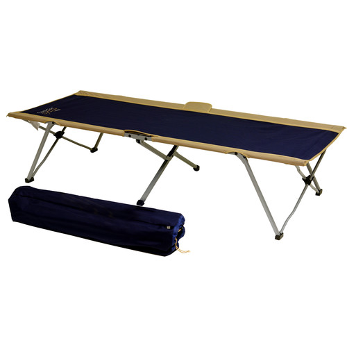 Byer of Maine Easy Cot (Blue/Tan)