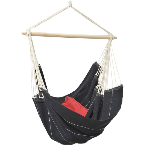 Byer of Maine Brazil Hammock Chair (Black)