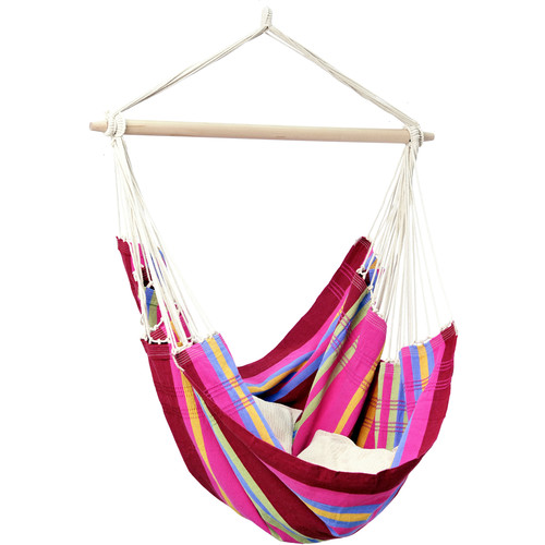 Byer of Maine Brazil Hammock Chair (Sorbet)