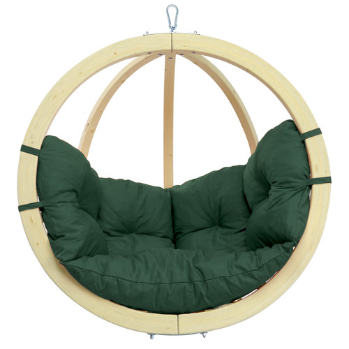Byer of Maine Globo Kid's Chair (Green)