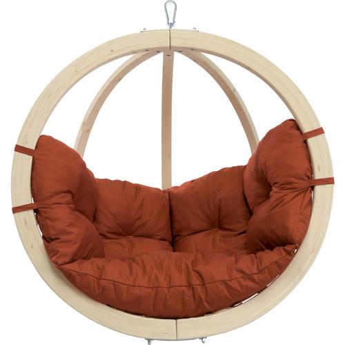 Byer of Maine Globo Kid's Chair (Terra Cotta)
