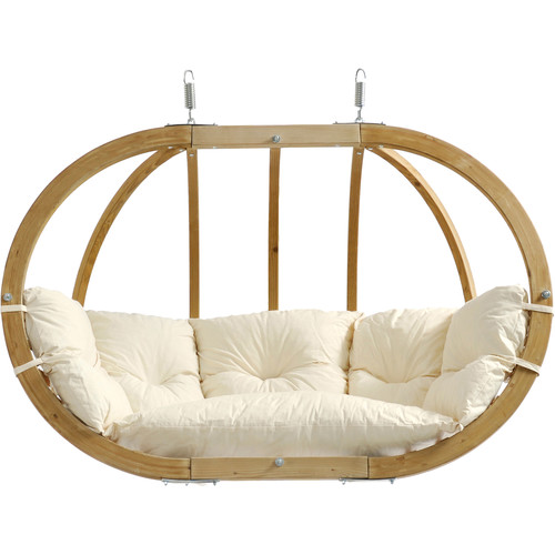 Byer of Maine Globo Double Royal Hanging Chair (Natural)
