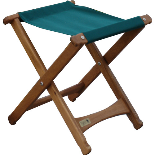 Byer of Maine Pangean Campaign Roll-Top Folding Table & Two Folding Stools Kit