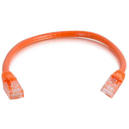C2G 4' Cat6 Snagless UTP Ethernet Cable (Orange)