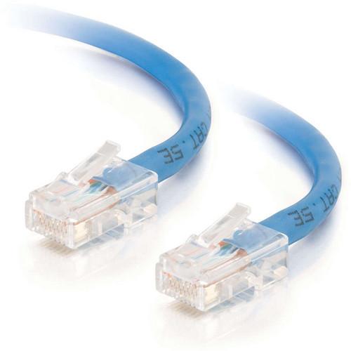 C2G 35' Cat5E 350Mhz Assembled Patch Cable (Blue)