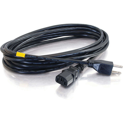 C2G 16 AWG Universal Power Cord (8')