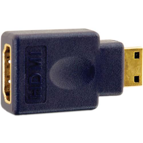 C2G Velocity HDMI Female to HDMI Mini Male Adapter (Blue)