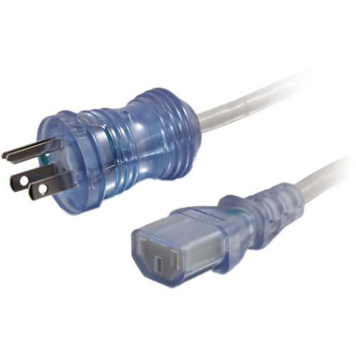 C2G NEMA 5-15P to IEC320C13 Power Cable (10', 16 AWG)