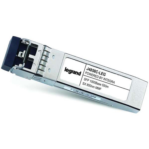 C2G HP J4858C Compatible 1000Base-SX MMF SFP (mini-GBIC) Transceiver Module