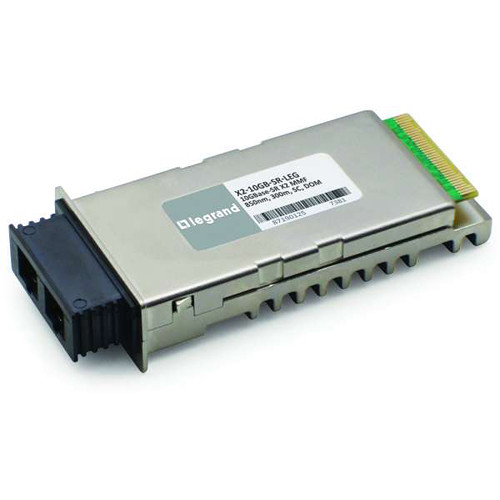 C2G Cisco X2-10GB-SR Compatible 10GBase-SR MMF X2 Transceiver Module