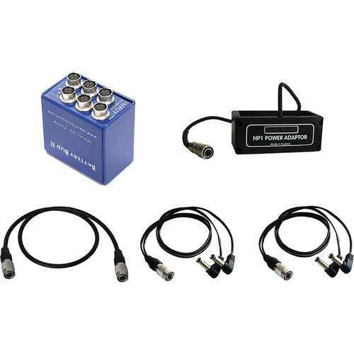 Cable Techniques Bud II Battery Distribution System UCR Kit